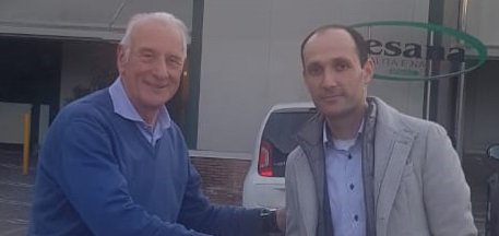 VISIT OF THE GEORGIAN MINISTER OF AGRICULTURE IN SAN GENNARO VESUVIANO